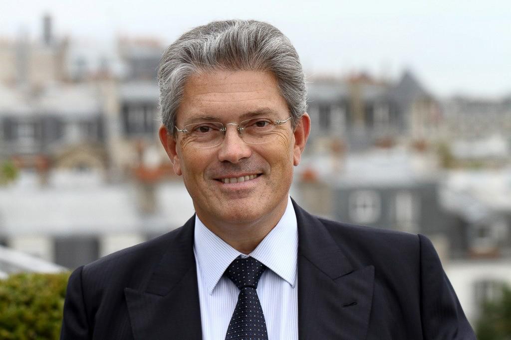 Robert Leblanc Président de la Fondation Avenir du Patrimoine à Paris de 2014 à 2019