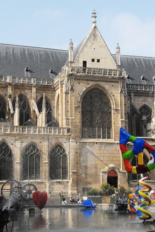 Eglise Saint-Merry