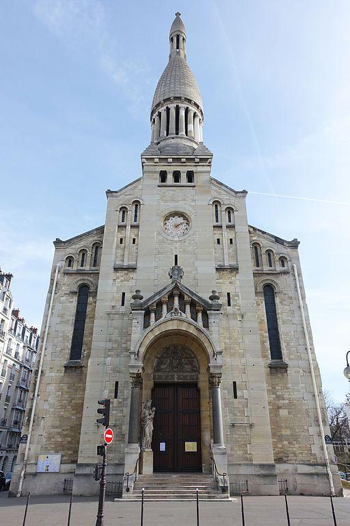 Eglise Notre-Dame d'Auteuil