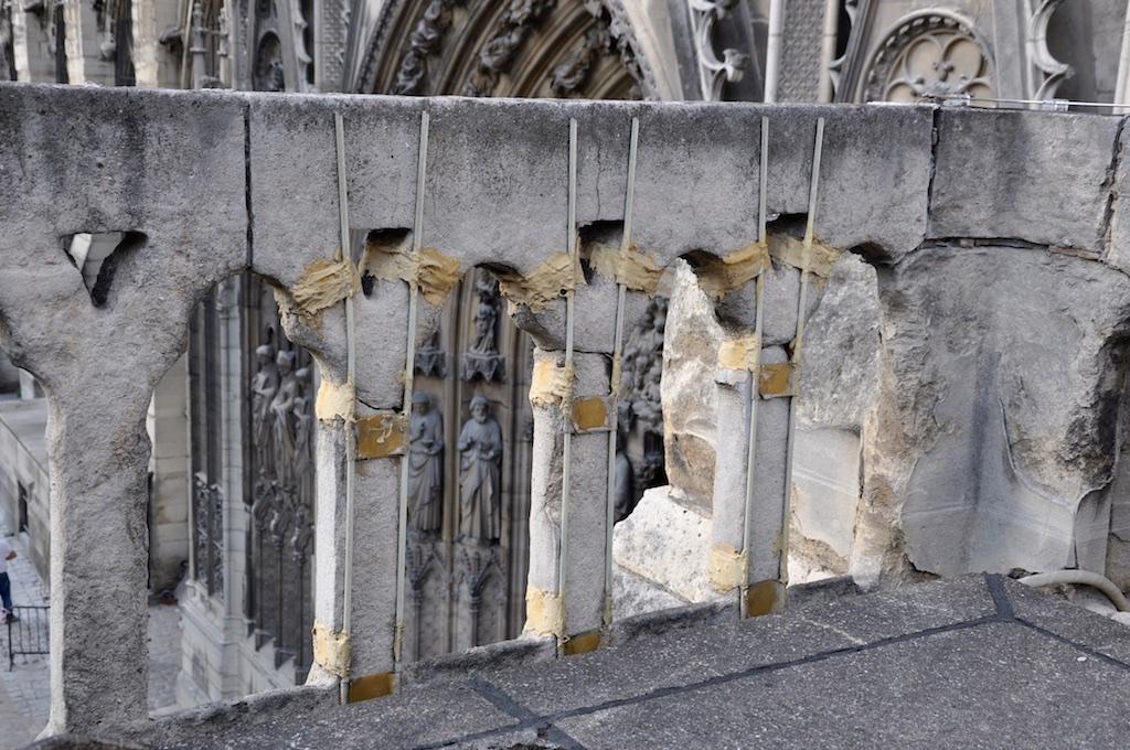 Sauvegarder les églises historiques de Paris