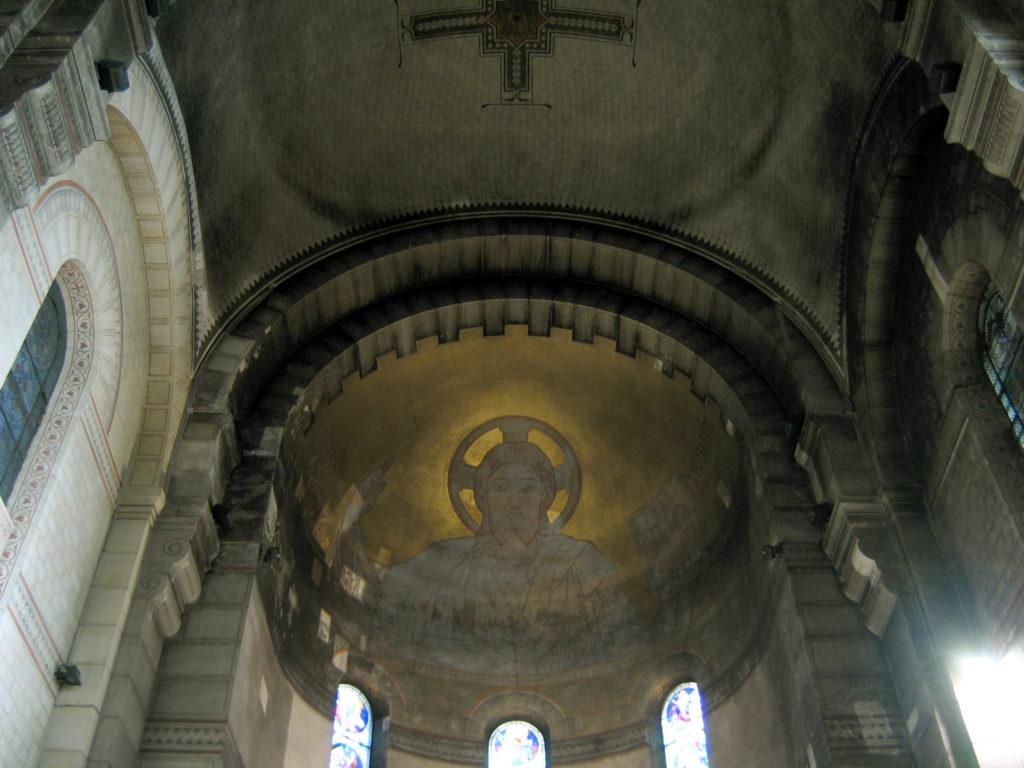 La rénovation de la nef et du chœur de l'église