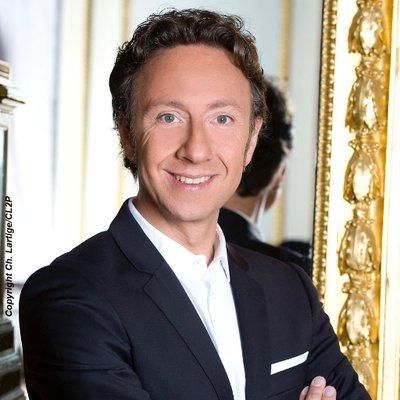 Stéphane Bern Journaliste, écrivain, animateur TV et radio