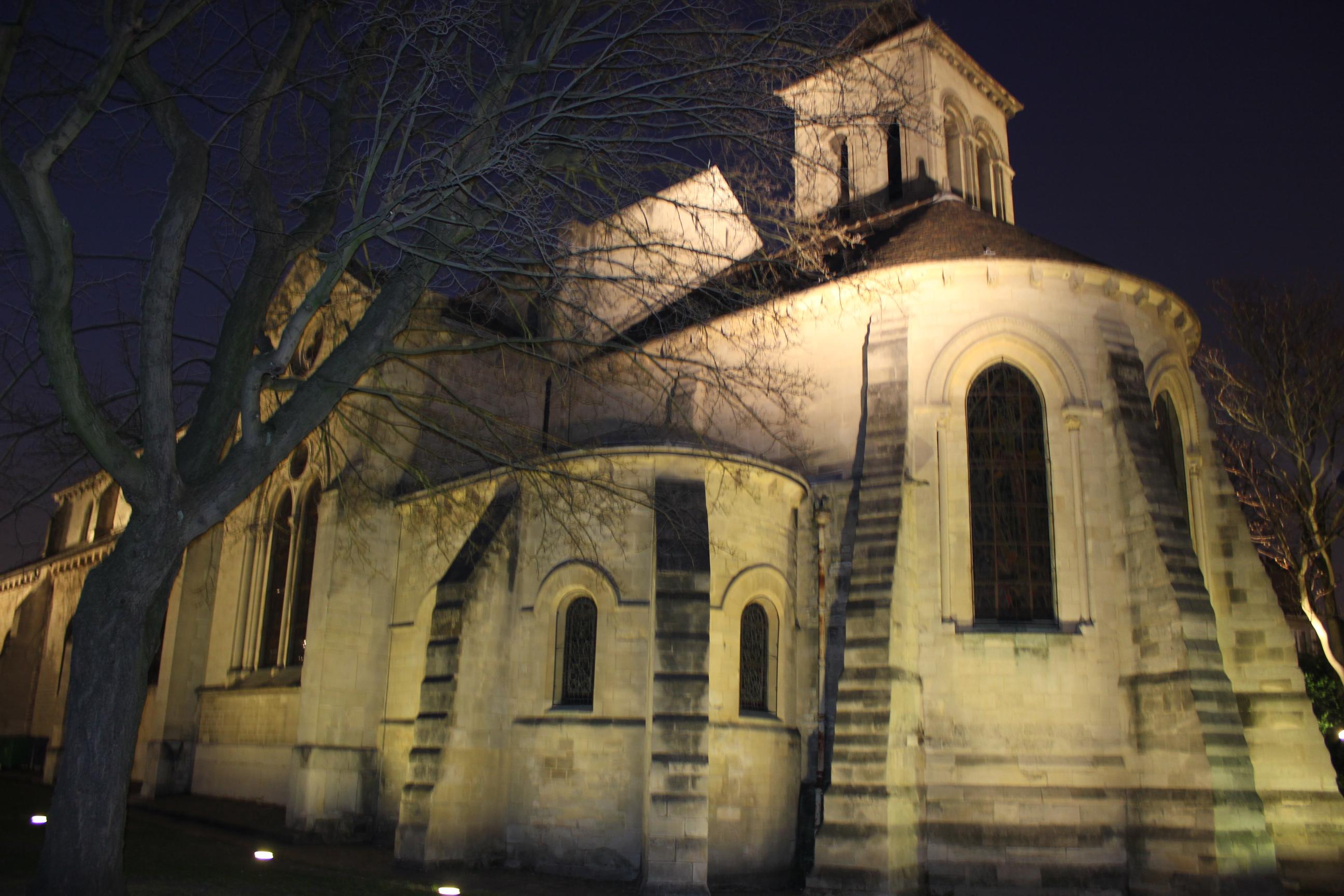 L'une des plus anciennes églises de Paris