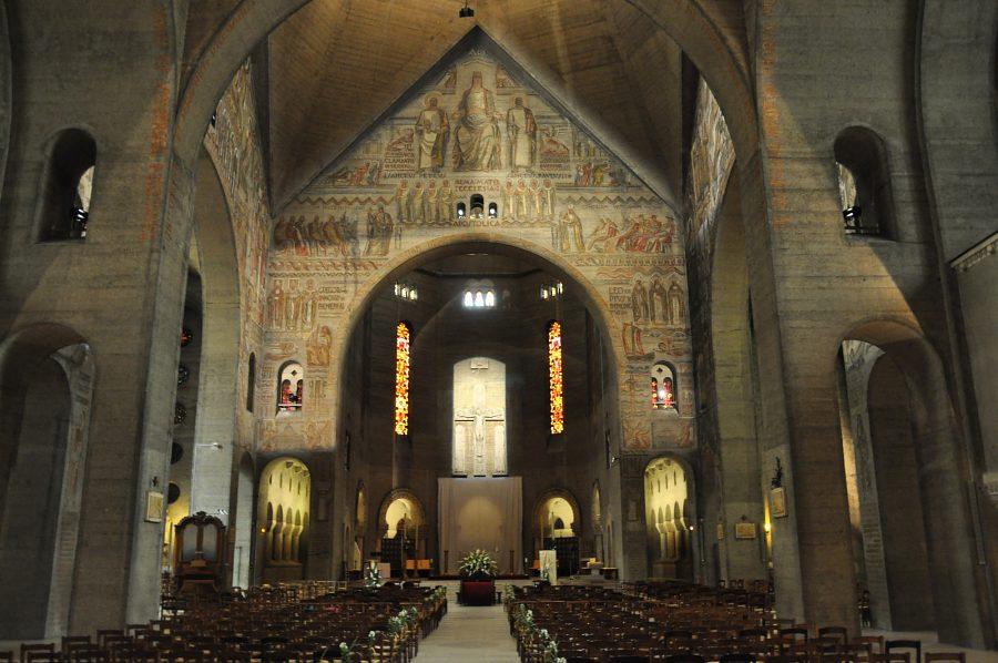 L'église Saint-Pierre de Chaillot