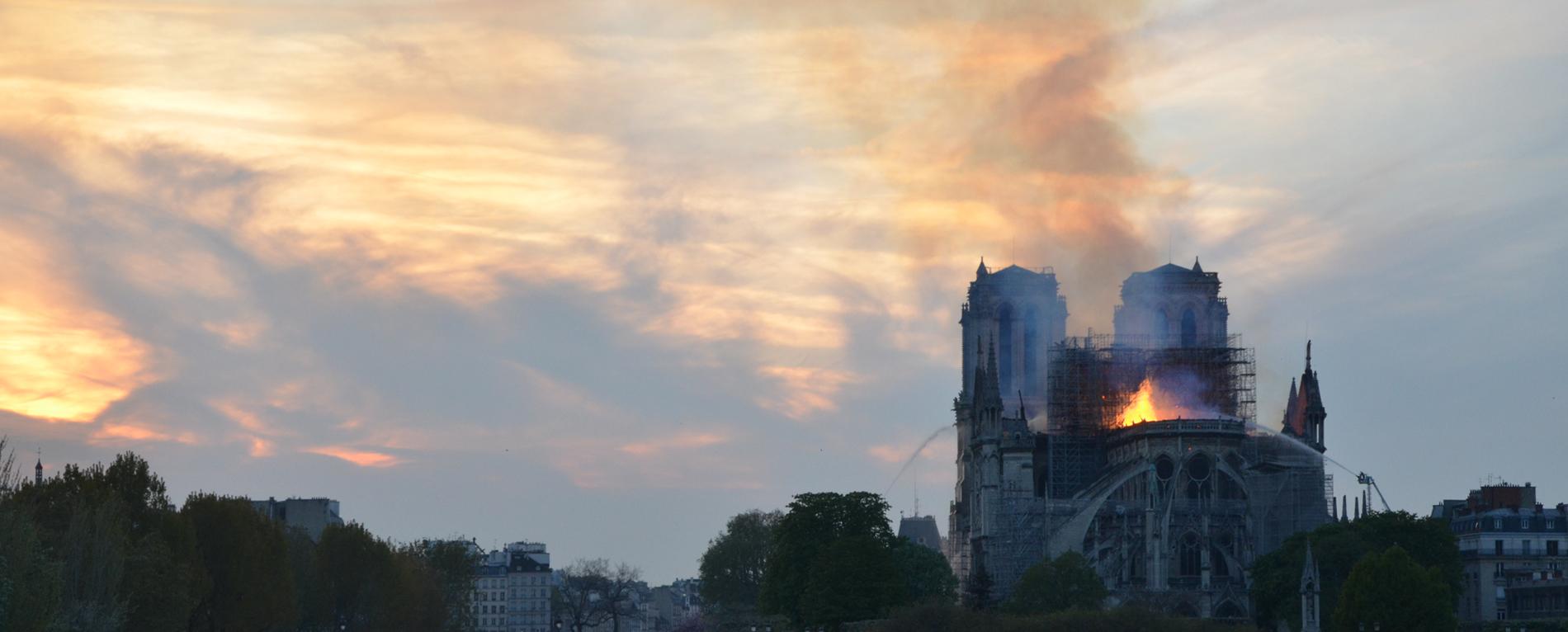 Sauvons Notre-Dame de Paris !