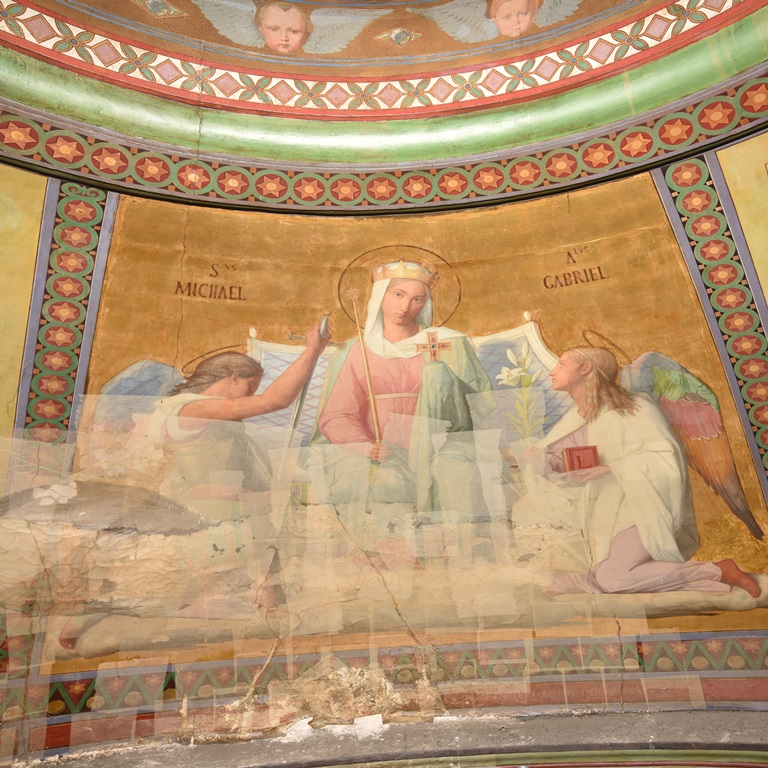 Restaurer la chapelle de la Vierge