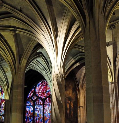 L'une des églises les plus anciennes de Paris