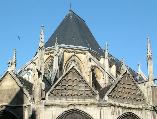 Eglise Saint-Séverin