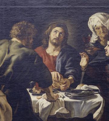 Visite privée autour de la restauration de l'œuvre de Rubens «Les Pèlerins d'Emmaüs»