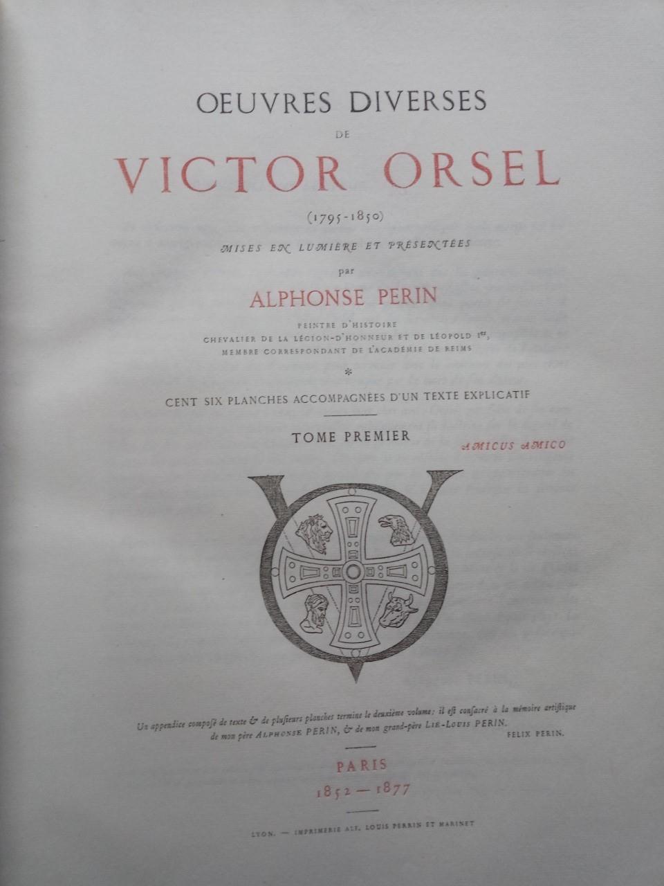 Etienne Orsel Ancien Président de l'Association Orsel-Liens (AOL).