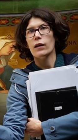 Pauline Duée Conservateur du patrimoine, COARC, Ville de Paris