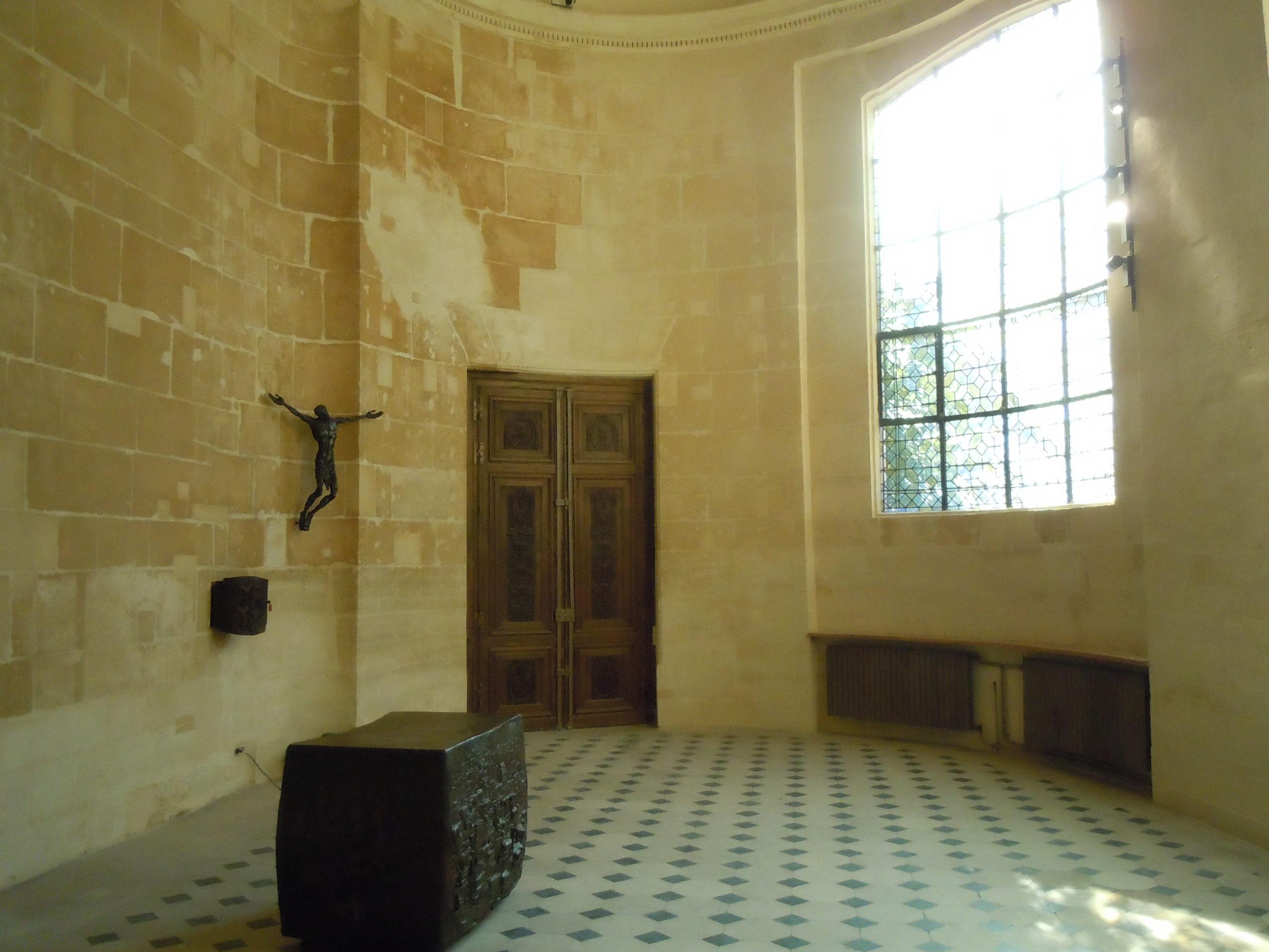Chapelle Mansart, après restauration