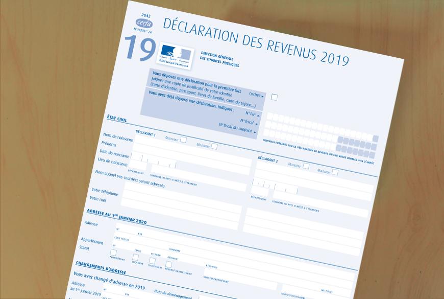 Déclaration d'impôt 2020 : les dates à connaître