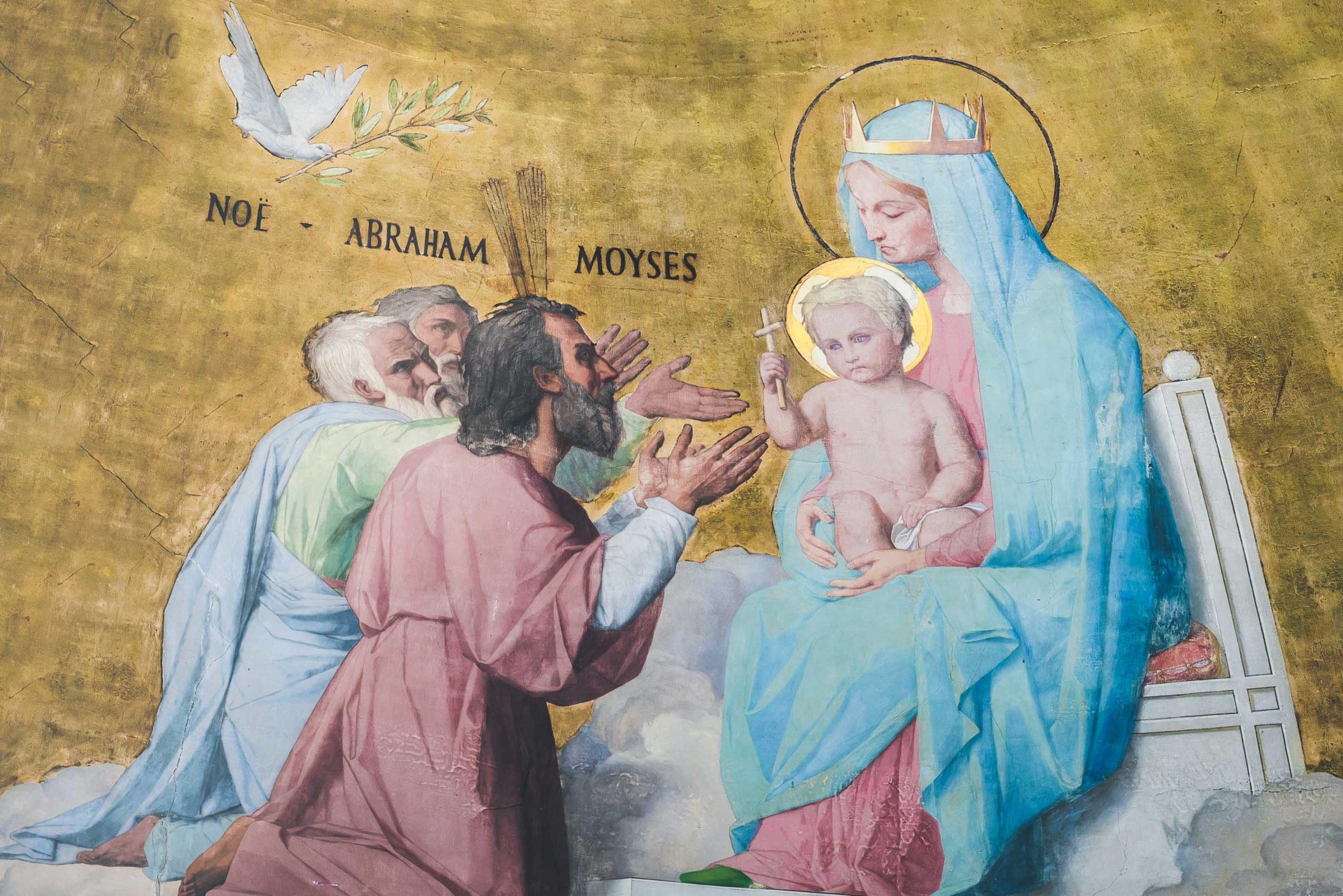 Restauration de la chapelle de la Vierge - Eglise Notre-Dame-de-Lorette