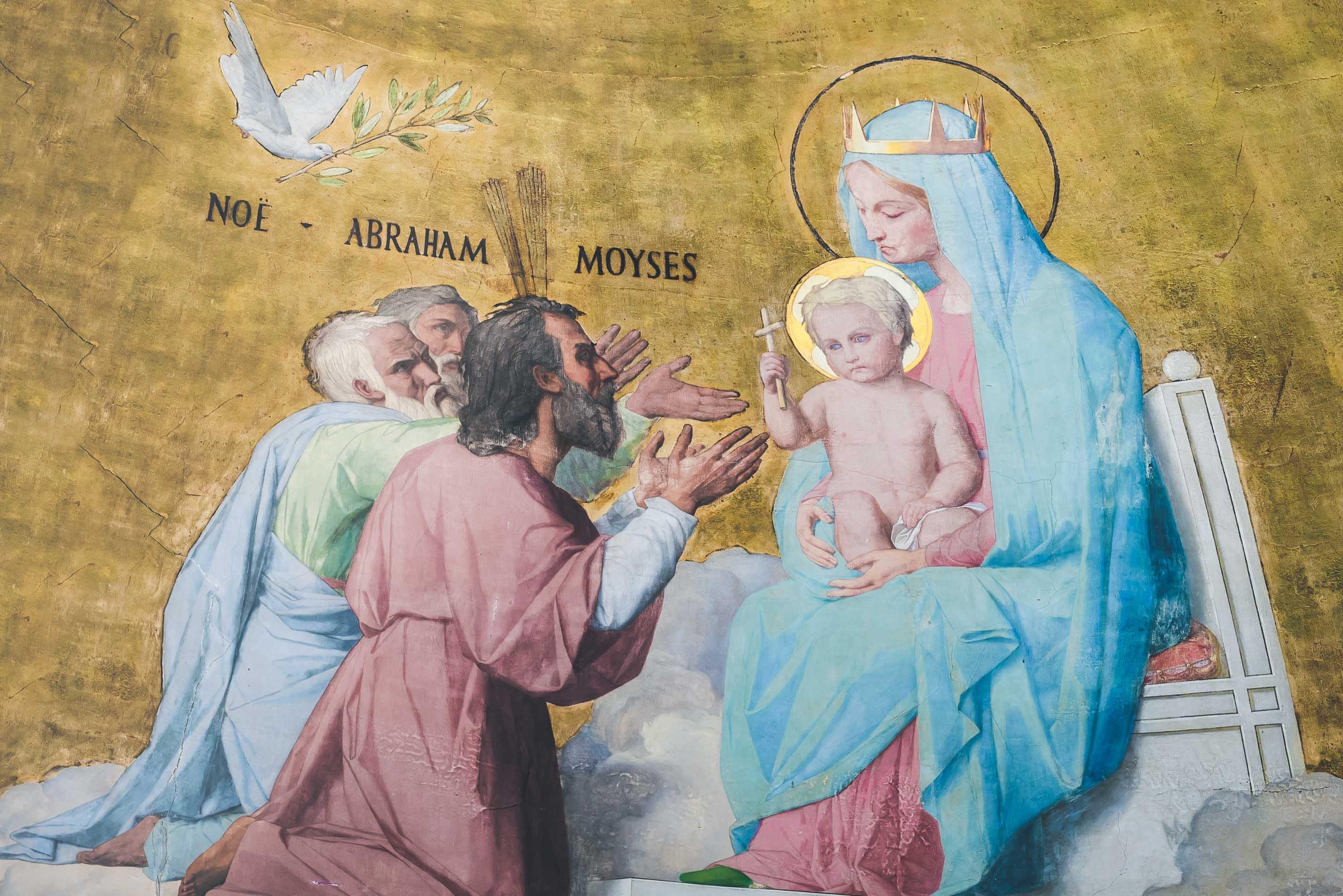 Restauration de la chapelle de la Vierge – Eglise Notre-Dame-de-Lorette