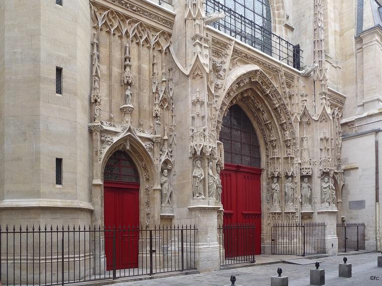 Portail de Saint-Merry